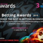 In June, Betting Awards 2015 Will Determine The Best Ones In The Betting Business