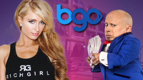 bgo Entertainment makes record-breaking signing of Paris Hilton to star in upcoming TV campaign