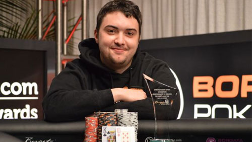 Borgata Spring Poker Open Event #1: Asher Conniff Beats Matt Stout in Race for the Title