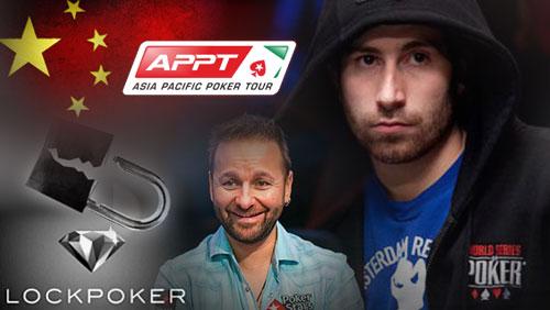 Calling the Clock: Lock Poker Latest, Duhamel Departs, and More