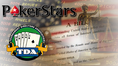 Calling the Clock: RAWA Hearing; TDA Jeering and PokerStars Sports Betting Premiering