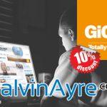 CalvinAyre.com Readers get a 10% discount for GiGse 2015