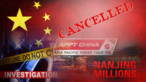 Cancelled APPT Nanjing Millions Now a Criminal Investigation