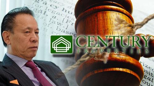 Century Properties Group initiates arbitration VS Okada Group