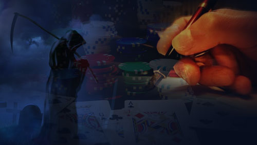 Confessions of a Poker Writer: The Pen and the Grim Reaper