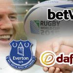 Dafabet extends with Everton; Betway signs Mike Tindall to be brand ambassador ahead of Rugby World Cup