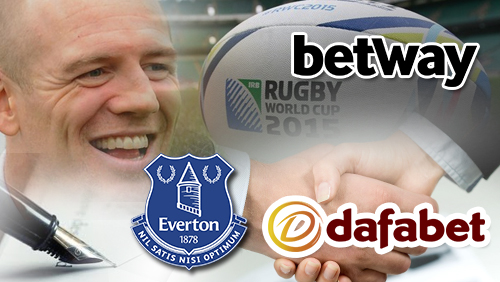 Dafabet extends with Dafabet; Betway signs Mike Tindall to be brand ambassador ahead of Rugby World Cup