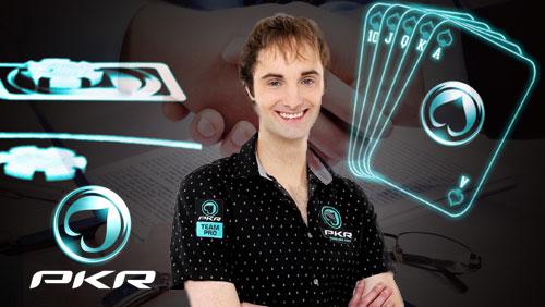 Daniel 'danshreddies' O'Callaghan Joins Team PKR