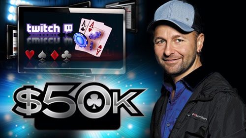 Daniel Negreanu Wins $50k Playing Mixed Games on Twitch