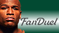 FanDuel gets name on Mayweather's trunks, seeks 16th NFL team deal