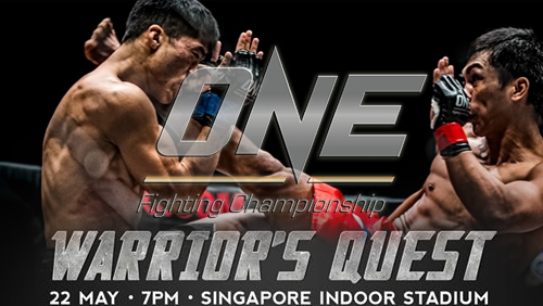 FIVE BOUTS ADDED TO ONE: WARRIOR'S QUEST