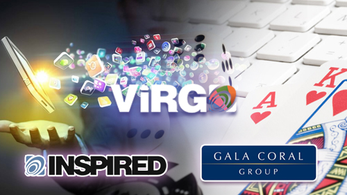 Gala Coral partners integrate Virgo Remote Game Server into its gaming platform