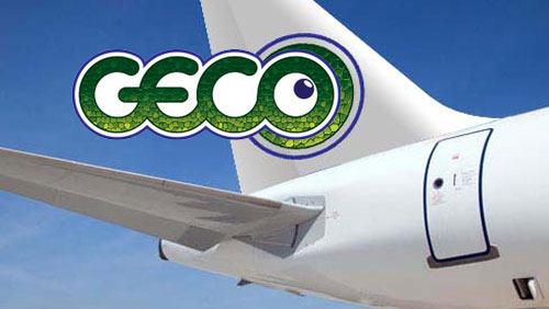 GECO Cleared for Take Off