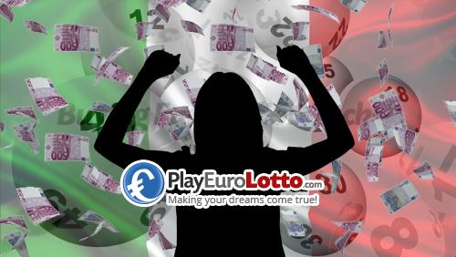 Italian Player Hits Big Lottery Win Online