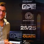 James Mitchell wins GUKPT Edinburgh