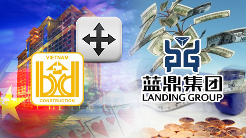Landing Int'l plans financial exercise to generate funds; Vietnam's Ministry of Construction asks to relocate Phu Quoc casino project