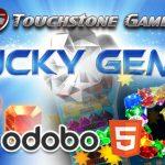 Lucky Gems Launches in HTML5 via Odobo