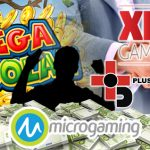 Microgaming awards biggest slots jackpot; XIN Gaming deals with Plus Five