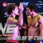 ONE: Valor of Champions Official Weigh-In Results