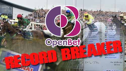 OpenBet breaks Grand National record with more than 19 million bets