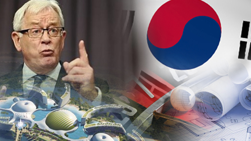 Oz trade minister wants Aquis project accelerated; South Korea relaxes rules on casino site