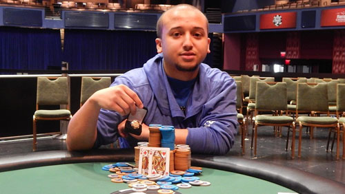 Ryan Jones Wins the WSOPC Main Event in Cherokee