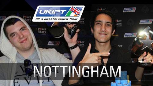 Sam Mitten-Laurence & Ivan Luca Win Big at UKIPT5 Nottingham