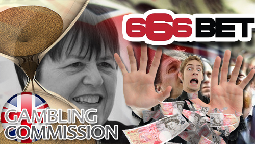 UKGC Delays appointment of new CEO; 666Bet Punters fear losing their money