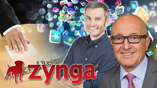 Zynga COO Downie resigns as former Genentech CFO Lavigne joins board