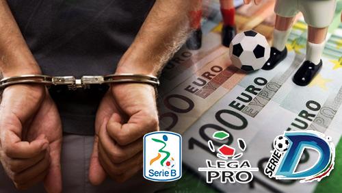 Italian cops arrest 50 over Italian football leagues match-fixing