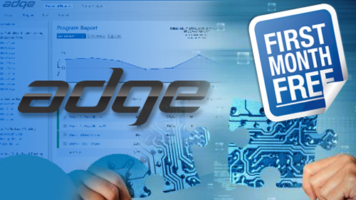 Adge, the Aggregator of iGaming Data for Affiliates, Launches a 'First Month Free' Promotion