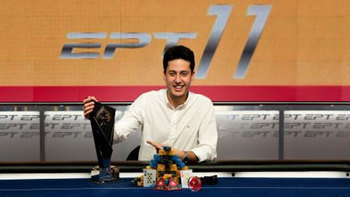Adrian Mateos Wins the EPT Grand Final