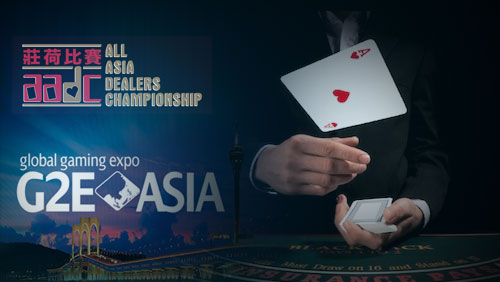 All Asia Dealer's Championship inaugural edition at G2E Asia 2015