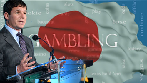 American Gaming Association briefs Diet on gaming industry