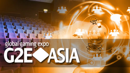 Are you ready for G2E Asia 2015?