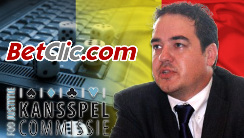 Belgium gambling license