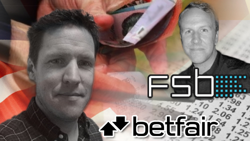 Betfair appoints Johnny Devitt as CMO; FSB appoints new senior project manager