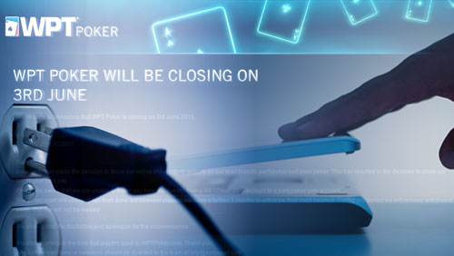 Bwin.Party Announce Plans to Close WPTPoker.com June 3