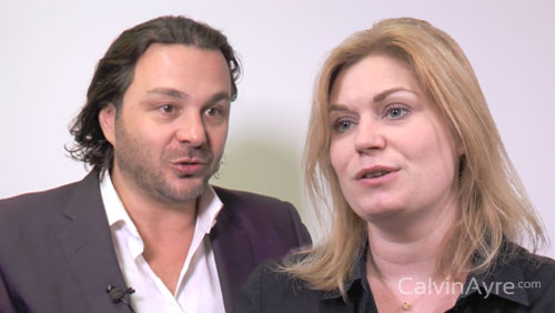 Caselli and O'Donnell Invite Us for iGaming Super Show 2015