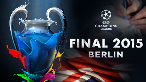 Champions League final set to boost Britain's bookies