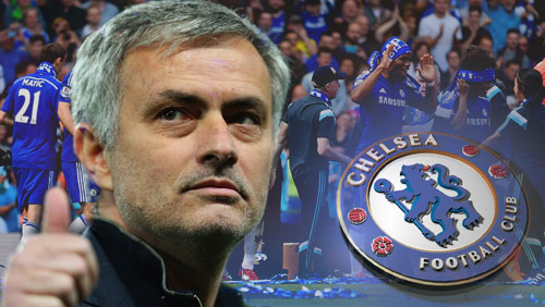 Chelsea Canter To Their Fifth Premier League Title