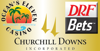 churchill-downs-oceans-11-california-online-poker-drf-bets