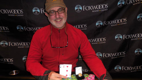 David Kulchman Wins WSOPC Foxwoods Main Event