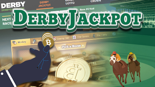 DerbyJackpot.com becomes the first U.S.-regulated gambling site to accept bitcoin