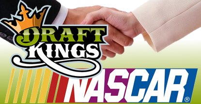 draftkings-nascar-daily-fantasy-sports-partner