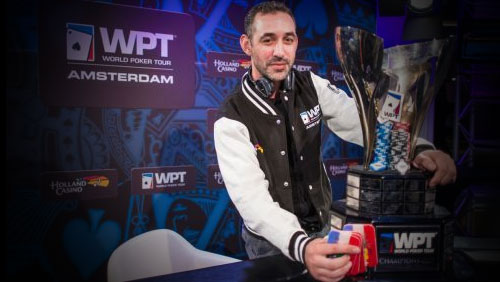 Farid Yachou Becomes a WPT Champion in his First Live Tournament