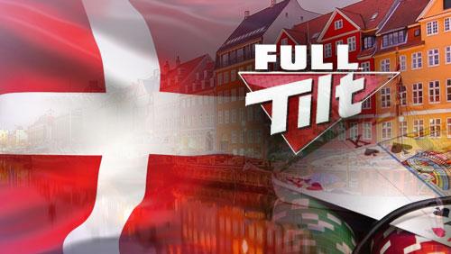 Full Tilt Join the Danish iGaming Market