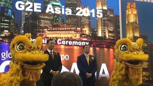 G2E Asia 2015 Day 1 Recap