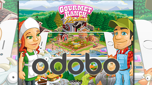 Gourmet Ranch Riches – a Social Gaming Smash Hit comes to Real Money Gambling
