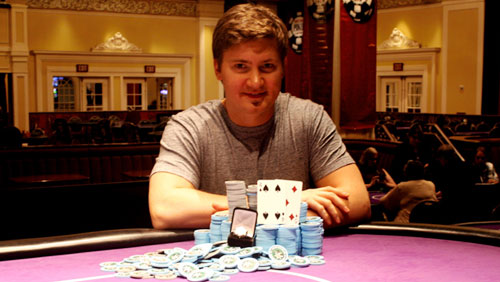 Josh Mancuso Wins the WSOPC New Orleans Re-Entry Event